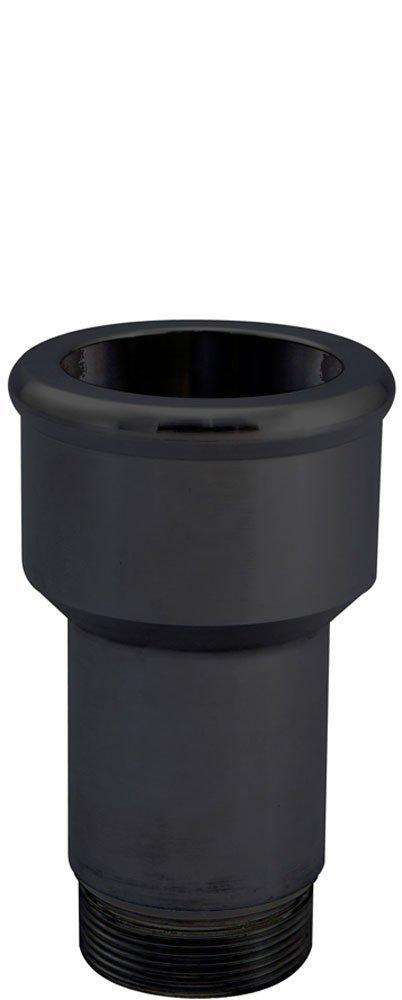 CVR 8175BK Water Pump Inlet Fitting, 1-3/4, Black 1-3/4 CVR Performance