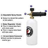 Tool Daily Foam Cannon with 1/4 Inch Quick