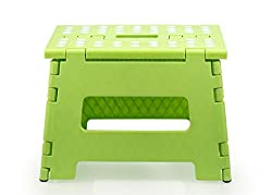 Stepsafe Non Slip Folding Step Stool for Kids and Adults with Handle- 9