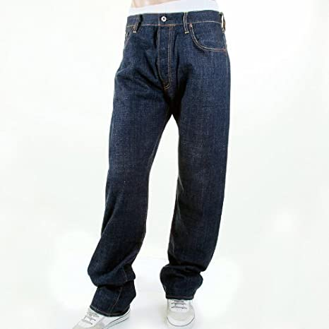 Evisu Limited Edition EA03HJE12 D881 Crane jeans EVIS8241: Amazon.co.uk:  Clothing