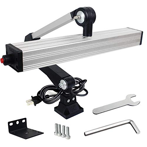 (Led Work Light 24W Long Arm Aluminum Alloy Waterproof Table Lamp Can Be Used for Machine Tool CNC Lathe Drilling Machine)