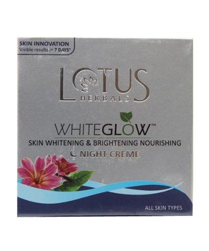 Lotus Whiteglow Skin Whitening & Brightening Nourishing N...