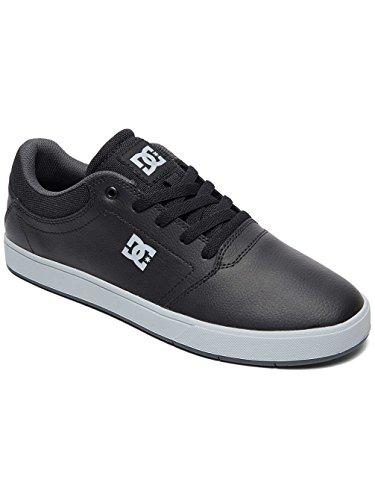 DC Shoes Crisis Se, Baskets Basses Homme Noir - Black/Grey