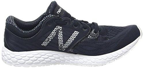 Zante Mujer Foam Fresh Zapatillas de Negro Silver V3 New Running Balance Black 4w8St