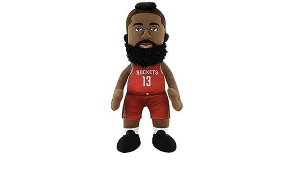 Poupluche (Muñeco de Peluche James Harden - Icon Camiseta - Houston Rockets: Amazon.es: Deportes y aire libre