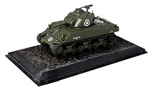 M4(105) Sherman - diecast 1:72 model (Amercom CS-3)