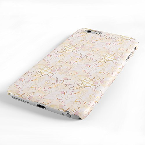 Koveru Back Cover Case for Apple iPhone 6 Plus - Life cycle of man Re-neutrals