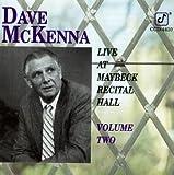 Live at Maybeck Recital Hall Vol.2