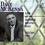 Live at Maybeck Recital Hall, Vol. 2