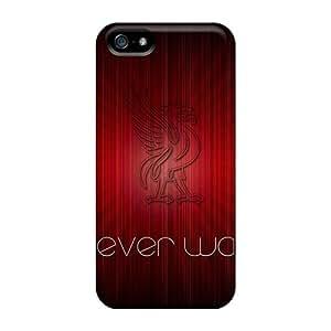PRu3079pdvC Rewens Best Football Club Liverpool Durable Iphone 5/5s Tpu Flexible Soft Case
