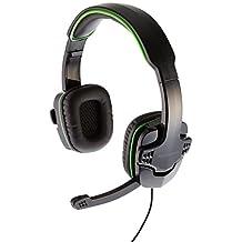 AmazonBasics Xbox One over Ear Gaming Headset (Black)