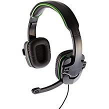 AmazonBasics–Auriculares para juego Xbox One (Negro)