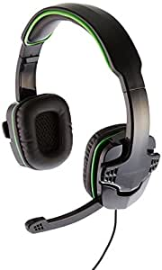 AmazonBasics Gaming Headset with Mic for Xbox One, PS4 and PC - Green