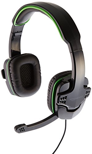 AmazonBasics Gaming Headset Xbox One PS4