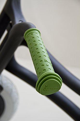Wishbone Bike Grips - Green