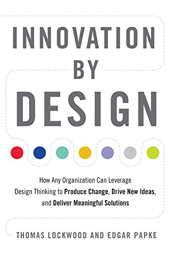 Innovation by Design cover