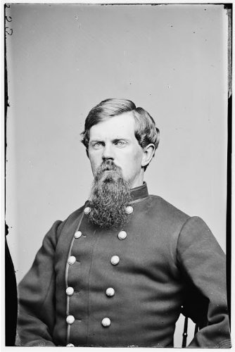 Photo: Major C.W. Deane,6th Michigan Cavalry,Union soldiers,United States Army,1860 1