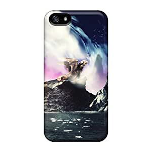 Cases For Iphone 5/5s With Digital Nature
