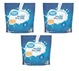 Great Value Instant Nonfat Dry Milk, 64 oz (pack of 3)