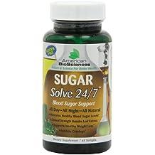 American Biosciences Sugar Solve 24/7, Gel Capsules, 60 Count