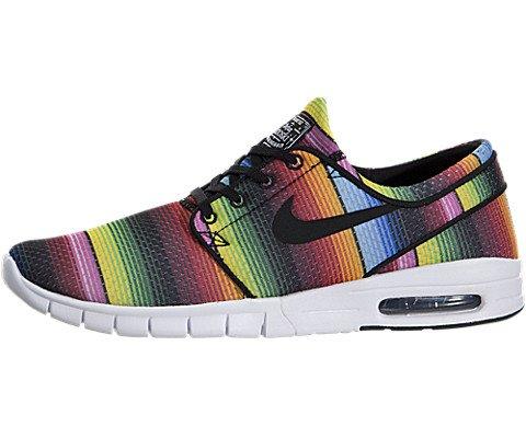 (Nike Stefan Janoski Max PRM Skateboarding Shoes Men size 9 TPBBTY)