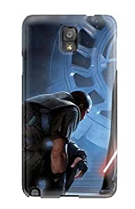 Galaxy Note 3 Cover Case - Eco-friendly Packaging(star Wars Darth Vador)