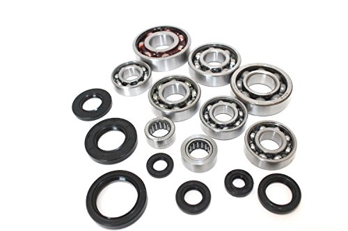 Bottom End Bearings (Complete Engine Bottom End Bearings Seals Kit YFS200 Blaster 2000 2001 2002 2003)