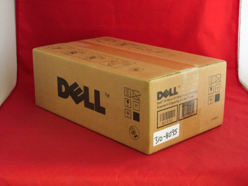 Original Dell 310-8398 Cyan Toner Cartridge for 3115cn Color Laser Printer