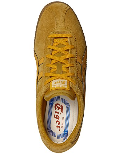 Low Mexico Adults' Unisex Ocher Delegation Tiger Onitsuka 3131 Sneakers top Yellow wqX1P6x