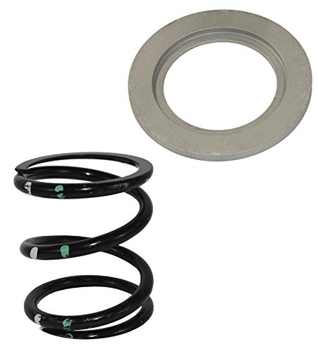 """Starting Line Products""""SLP"""" 40-463 50-353 - SLP Primary Clutch Spring and Spacer, Black/White/Green 30/240 for Polaris RZR XP Turbo, RZR-4 XP Turbo, RS1"""