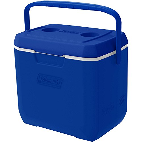 Coleman 28-Quart Xtreme 3 Cooler, Blue