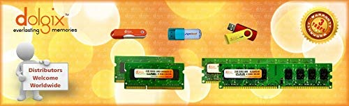 DOLGIX 8GB DDR4 PC4-21300 2666MHz for Laptop 260Pins 1.2V Memory Ram Module Upgrade