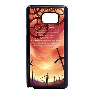 Samsung Galaxy Note 5 Phone case Black Fate Stay Night TRPP4478234