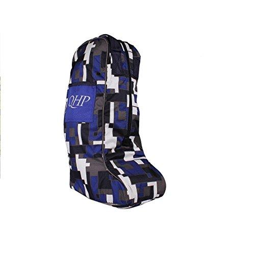 netproshop Stiefeltasche, Tasche für Reitstiefel Lederstiefel in modernen Designs Twilight