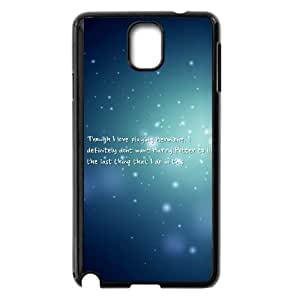 Samsung Galaxy Note 3 Cell Phone Case Black Harry Potter quotes 009 LQ7389756
