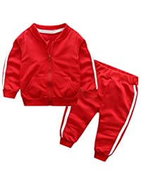 Ameyda Toddler Babies' Sweatsuit Outfit
