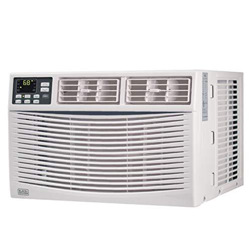BLACK+DECKER BWAC06WT Window Air Conditioner, 6,000 BTU , White