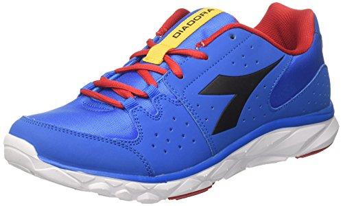 de Blu Running Hawk Hombre Azul para Bianco 8 Campana Diadora Zapatillas pAan8txx