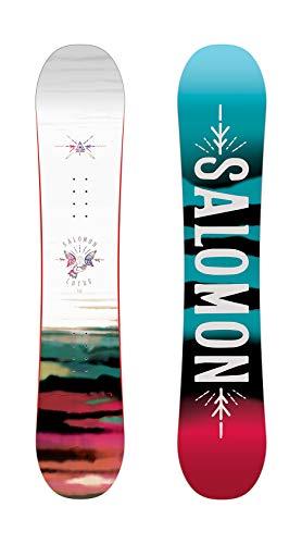(Salomon 2019 Lotus Women's Snowboard (151cm))