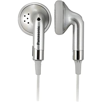 Panasonic RP-HV280 Portable Earbud Headphones with In-Cord Volume Control Discontinued by Manufacturer