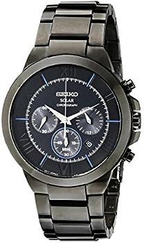 Seiko SSC287 Solar Chrono Men's Watch