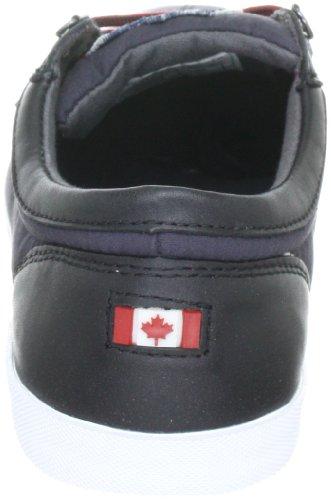 Pajar Lehn 22507.21, Sneaker uomo Nero (Schwarz (Black/Black))