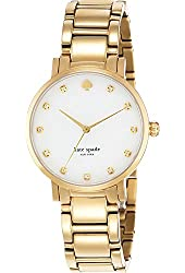 kate spade watches Gramercy Crystal Watch