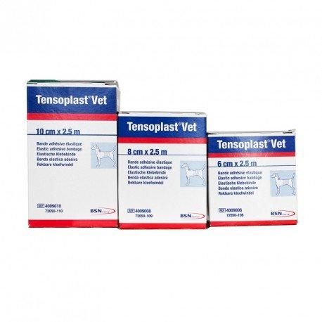 BANDE TENSOPLAST VET - 8cm x 2.5m BSN Medical