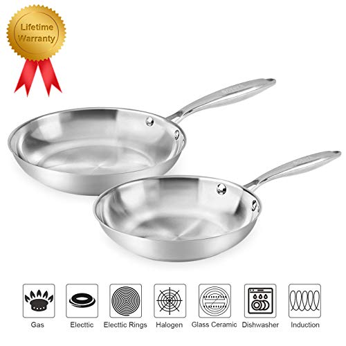 Tri Ply Stainless Dishwasher Nonstick Cooking product image