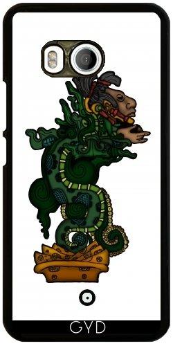 Funda para Htc U11 - Dios Serpiente Maya by Adamzworld