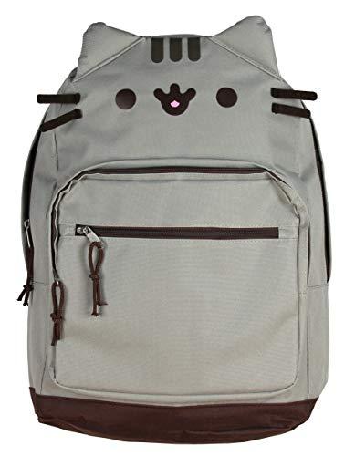 (Isaac Morris Ltd Pusheen Cat Face Backpack Standard)