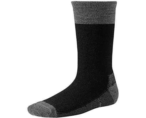 SmartWool Boys Hiker Street Socks (Black) Medium