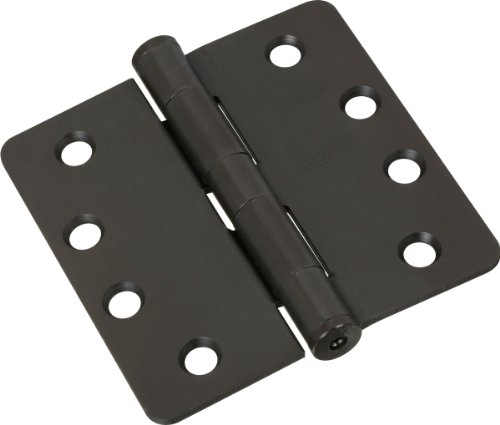 Stanley Hardware S820-787 RPRDF179 Standard Weight Hinges in Oil Rubbed Bronze, 3 pack