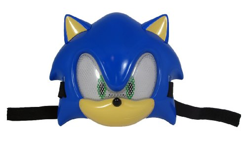 Shadow From Sonic The Hedgehog Costume (Sonic Role Play Mask)